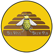 The Bee Hive Brew Pub Logo